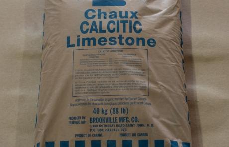 Brookville Calcitic Limestone