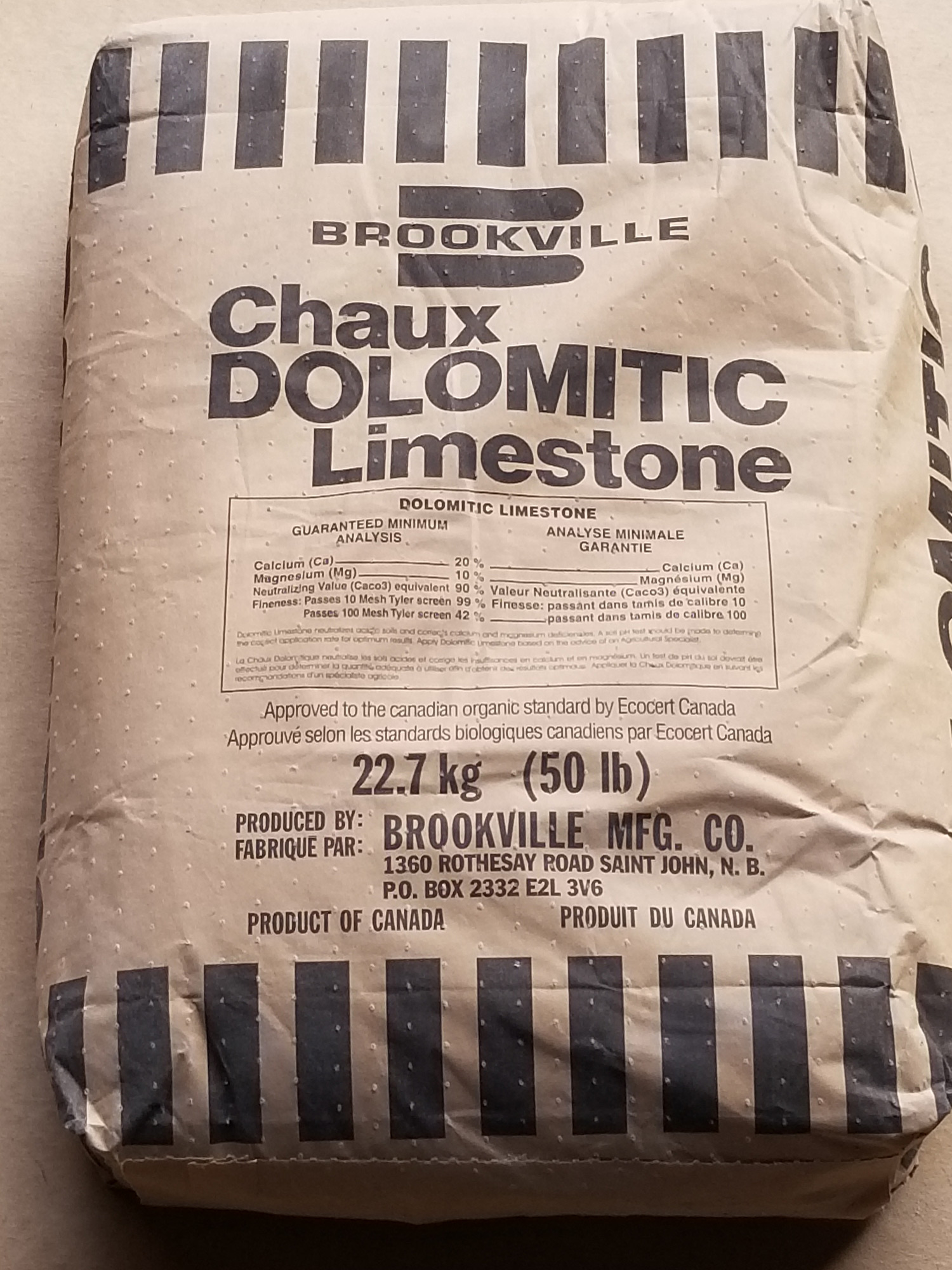 Superfine Limestone