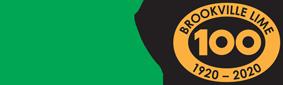 Brookville Lime Logo